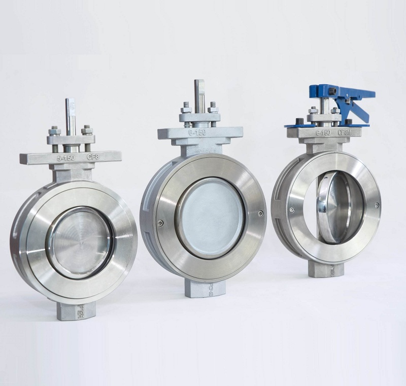 China double offset butterfly valve manufacture