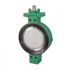 High Pressure High Performance Butterfly Valve
