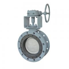 Double Flanged High Performance Butterfly Valve