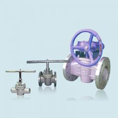 Sleeve Type Plug Valve