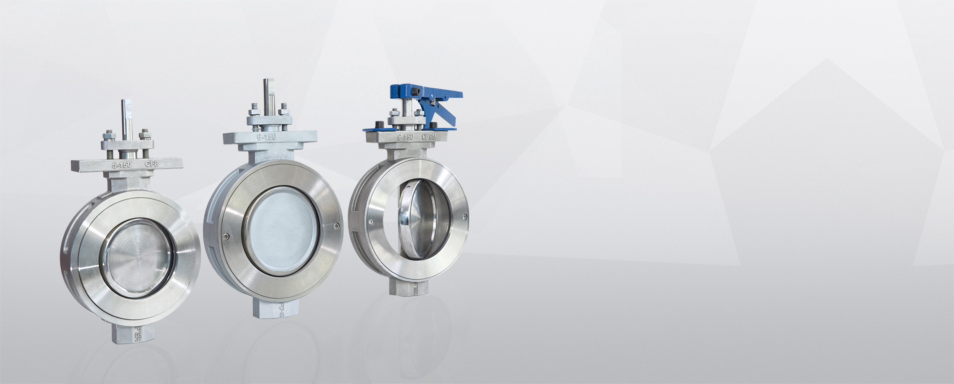 EXTREMELY DURABLE HIGH PERFORMANCE BUTTERFLY VALVE
